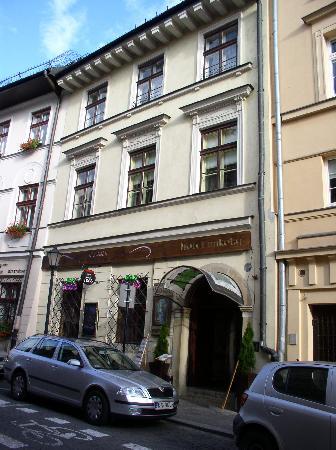 Mikolaj Hotel : Front of Hotel