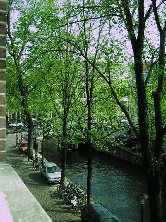't Hotel: View from Prinsengracht