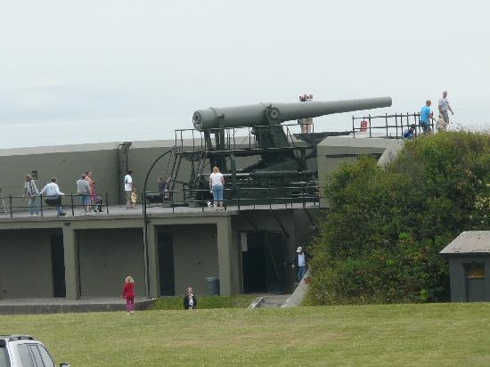 Fort Casey State Park: Guns of Fort Casey