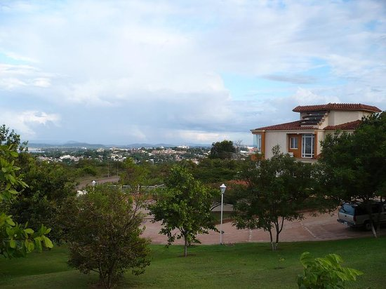 Posada Caronoco Suites: View from the House