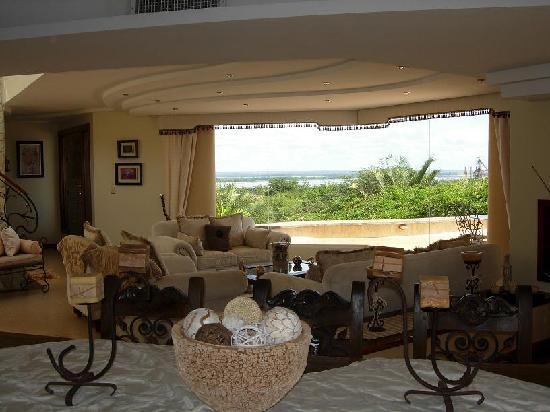 Posada Caronoco Suites: Dining Room