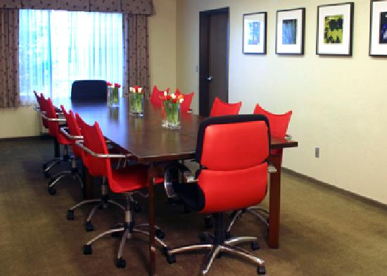 BEST WESTERN Snowcap Lodge: Business conference center & board room.  Your business ideas start here.