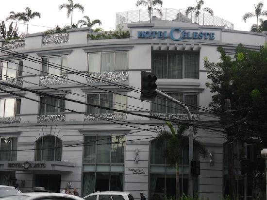 Hotel Celeste: Exterior