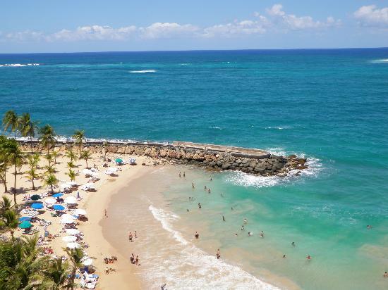 La Concha Renaissance San Juan Resort Hotel Beach