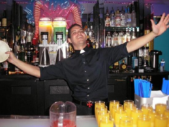 Bartender at LIPS