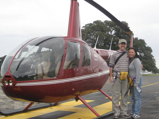 AVTA - Aviation Tourism Australia: Helicopter
