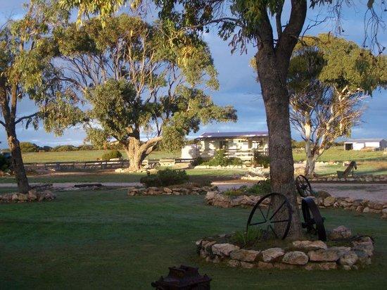 Port Kenny, ออสเตรเลีย: Coodlie Park