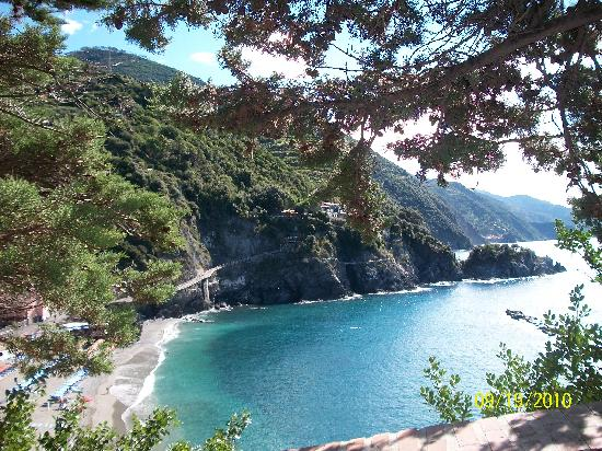 Albergo Marina: incredible Ligurian Sea coast