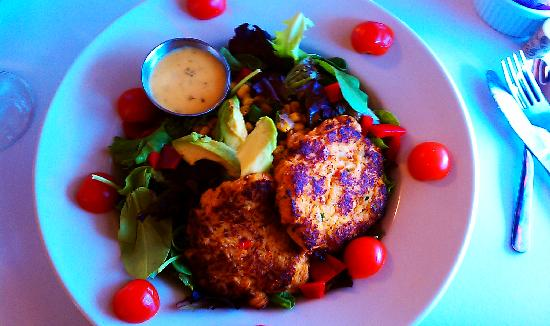 Sunset Grill: Crab Cakes
