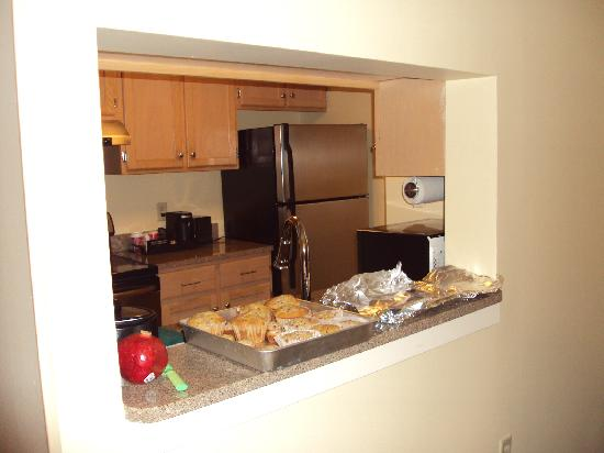 Towson University Marriott Conference Hotel: Kitchen