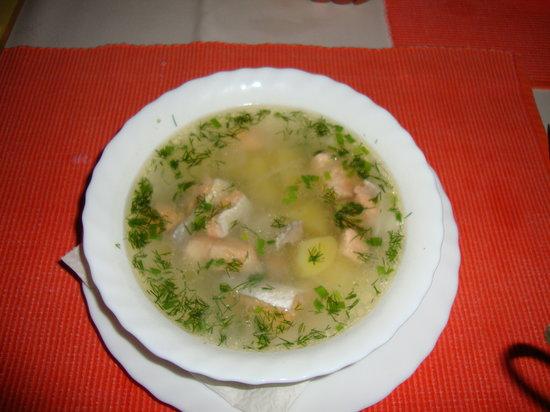 USSR: Soup UJA,... very teasty