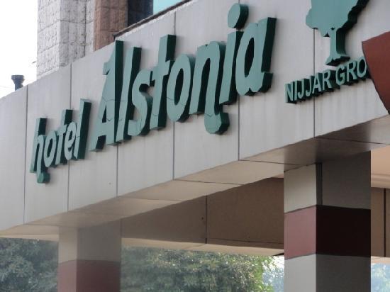 Comfort Inn Alstonia: Hotel Alstonia - Ranjit Ave. Amritsar