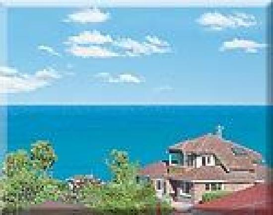 Blueberry Cottage Bed & Breakfast: Blueberry C by the Sea