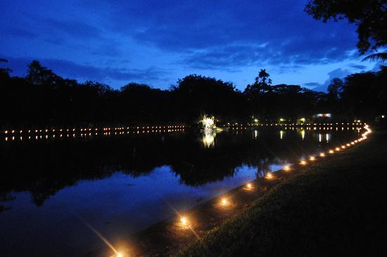 Vivanta by Taj - Kumarakom: Romantic night at the Taj