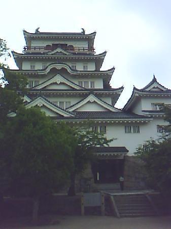 Fukuyama Castle: 立派な天守閣
