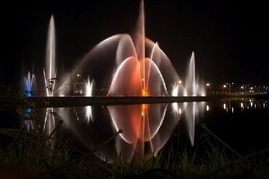 Batumi, Georgien: New Boulvard