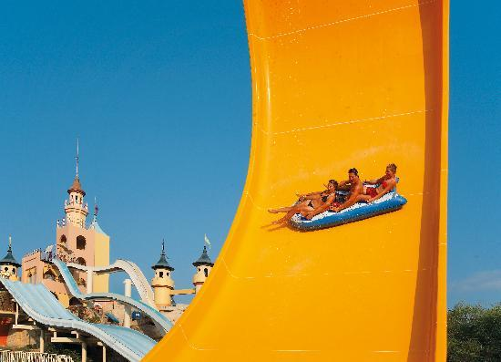 Aquafantasy Aquapark Hotel & SPA: New Slide