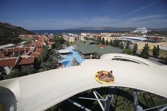 Aqua Fantasy Aquapark Hotel & Spa: Park