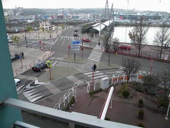 Hotel et Restaurant Hamiot: vue de l'hotel