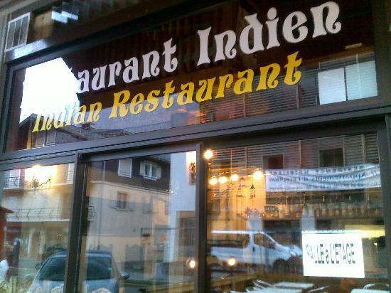 Annapurna Restaurant: front