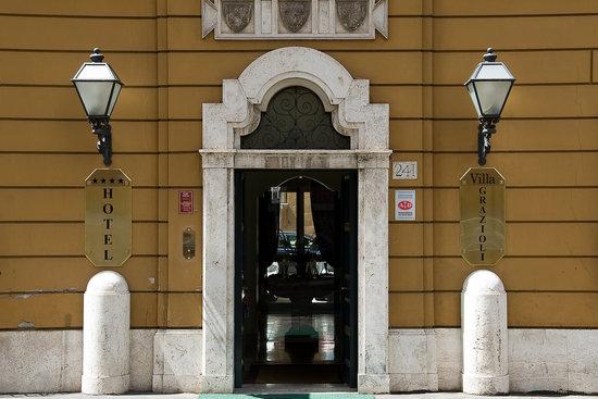 Hotel Villa Grazioli: Hotel