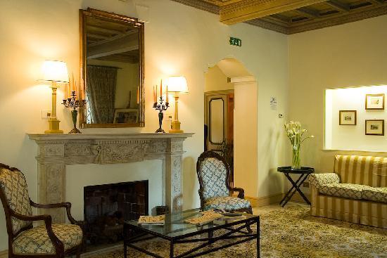 Hotel Villa Grazioli: Lobby