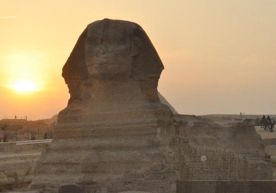 Aqua Blue Sharm Excursions - Day Tours: The sfinks in Giza