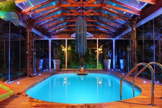 Village Park Country Resort: Endless Pool