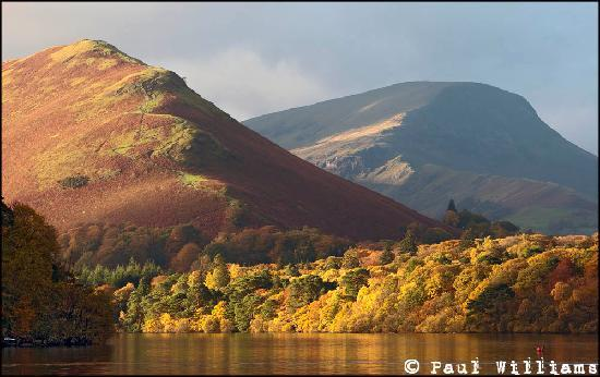 Tarn Hows Guest House : Derwent water - less than 20 minutes from the b & b...
