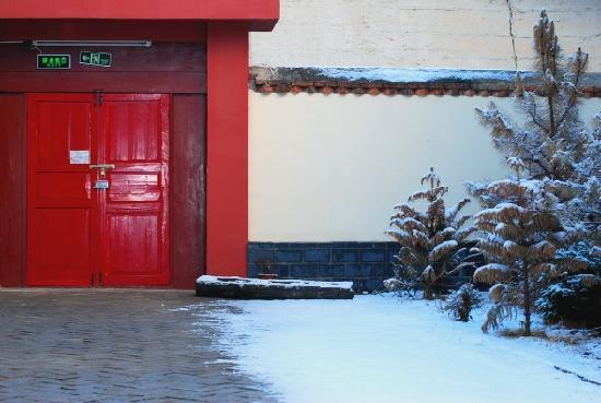 N's Kitchen & Lodge : Morning scene