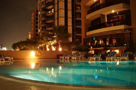 Pool Picture Of Majestic Hotel Tower Dubai Tripadvisor