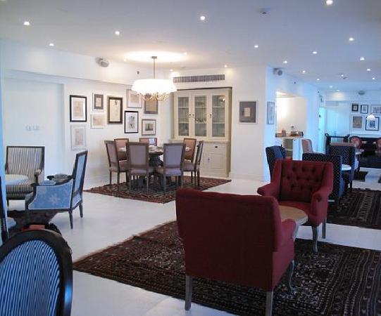 Shalom Hotel & Relax Tel Aviv - an Atlas Boutique Hotel: Lobby