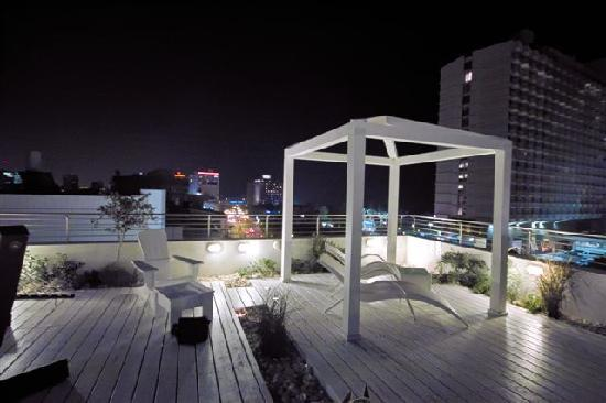 Shalom Hotel & Relax Tel Aviv - an Atlas Boutique Hotel: Roof