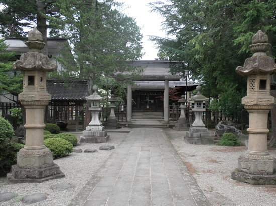 ‪Matsugasaki Shrine‬