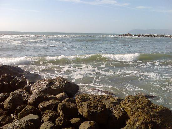 Hotel Il Negresco: spiaggia