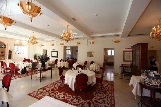Hotel Dukes' Palace Bruges: Breakfast area