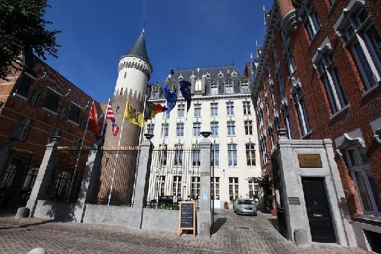 Hotel Dukes' Palace Bruges: A deserved name