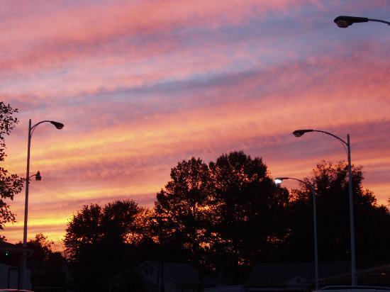 Colton Motel: Gettysburg Sunset
