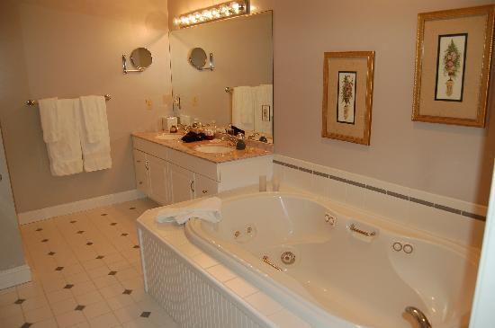 Stone Hill Inn : bathroom