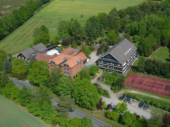 Hotel Heide-Kroepke: Außenaufnahme