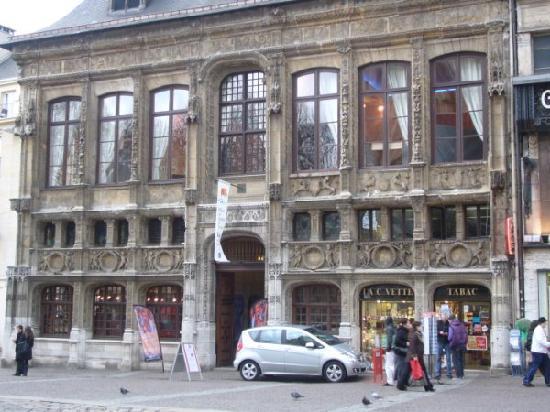 L 39 office de tourisme photo de rouen seine maritime tripadvisor - Office du tourisme seine maritime ...