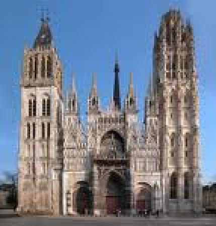 Cathedrale Notre-Dame de Rouen: La cathédrale de Rouen