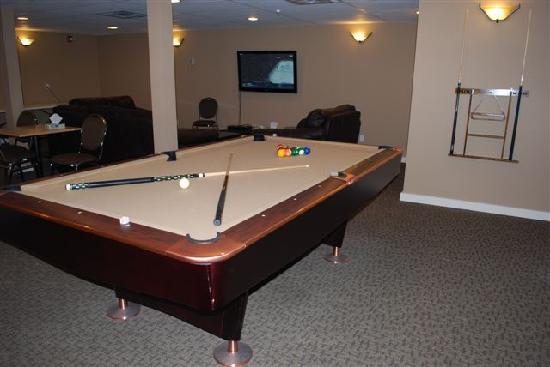 BCMInns - Hinton : Hospitality room