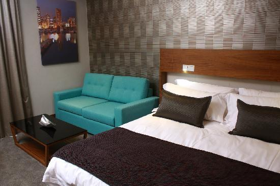 The Square Boutique Hotel & Spa: Room