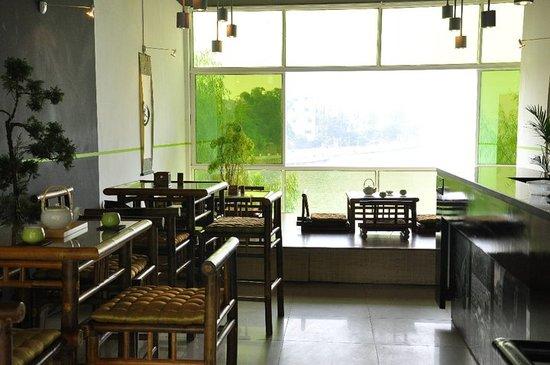 OCHAO Tea House : 1st Floor : Lounge and cosy atmosphere