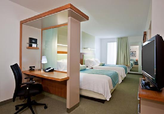 SpringHill Suites Salt Lake City Airport: Guest Room