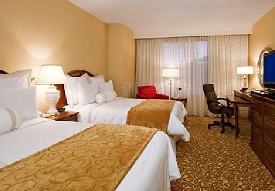Austin Marriott South: Guest Room