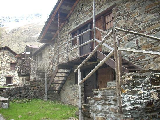 Ponte di Legno, Itália: Stone house