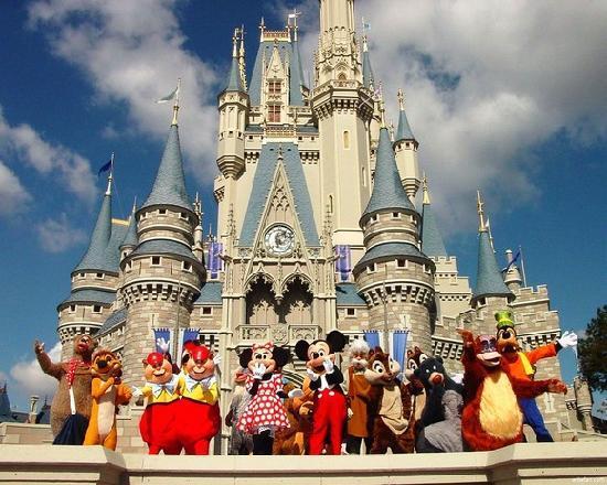 Disneyland Park: Un aperçu