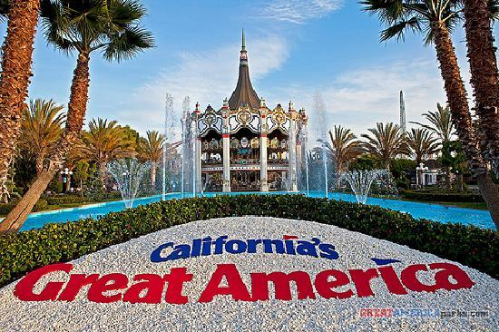 ‪‪Santa Clara‬, كاليفورنيا: California's Great America‬